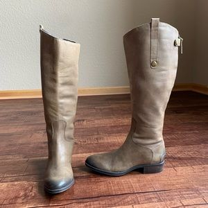 Sam Edelman athletic style fit 6.5M riding boots